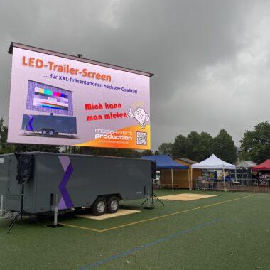 DTM Eibenstock LED Trailer